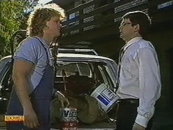 Henry Ramsay, David Bishop in Neighbours Episode 0728