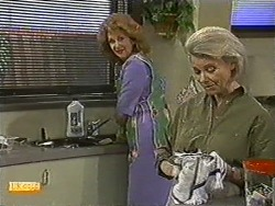 Madge Bishop, Helen Daniels in Neighbours Episode 0729