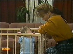 Jamie Clarke, Carol Barker in Neighbours Episode 0729