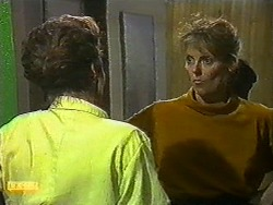 Gail Robinson, Carol Barker in Neighbours Episode 0730