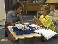 Todd Landers, Katie Landers in Neighbours Episode 0730