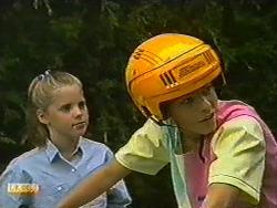 Katie Landers, Todd Landers in Neighbours Episode 0730