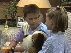 Todd Landers, Katie Landers in Neighbours Episode 0731