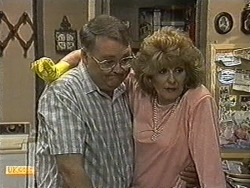 Harold Bishop, Madge Bishop in Neighbours Episode 0731