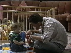 Jamie Clarke, Des Clarke in Neighbours Episode 0731