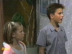 Katie Landers, Todd Landers in Neighbours Episode 0731