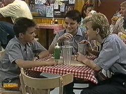 Todd Landers in Neighbours Episode 0731