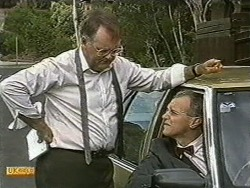 Harold Bishop, Jim Robinson in Neighbours Episode 0731