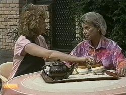Madge Bishop, Helen Daniels in Neighbours Episode 0732