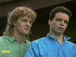 Henry Ramsay, David Bishop in Neighbours Episode 0732