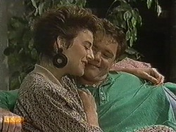 Gail Robinson, Paul Robinson in Neighbours Episode 0733