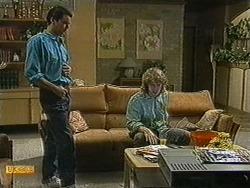 David Bishop, Henry Ramsay in Neighbours Episode 0733