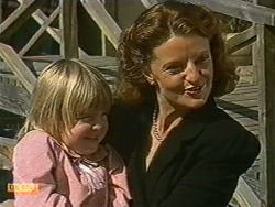Amy Williams, Nina Williams in Neighbours Episode 0733