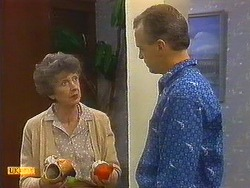 Nell Mangel, Jim Robinson in Neighbours Episode 0750