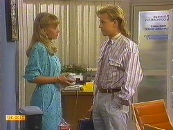 Jane Harris, Scott Robinson in Neighbours Episode 0750