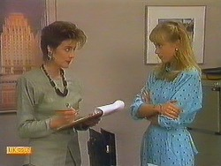 Gail Robinson, Jane Harris in Neighbours Episode 0750