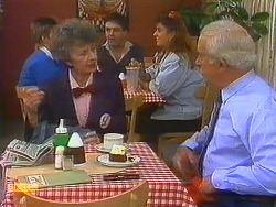 Nell Mangel, John Worthington in Neighbours Episode 0750