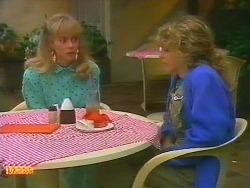 Jane Harris, Charlene Robinson in Neighbours Episode 0750