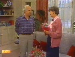 John Worthington, Nell Mangel in Neighbours Episode 0750