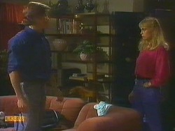 Mike Young, Jane Harris in Neighbours Episode 0751