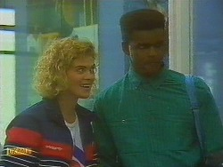 Rachel Fraser, Pete Baxter in Neighbours Episode 0751