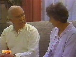 John Worthington, Nell Mangel in Neighbours Episode 0752