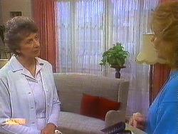 Nell Mangel, Madge Bishop in Neighbours Episode 0752