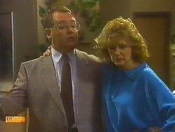Harold Bishop, Madge Bishop in Neighbours Episode 0753