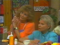 Madge Bishop, Helen Daniels in Neighbours Episode 0753