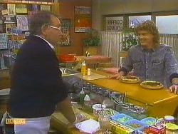 Harold Bishop, Henry Ramsay in Neighbours Episode 0753