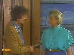 Nell Mangel, Helen Daniels  in Neighbours Episode 0754