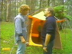 Henry Ramsay, Harold Bishop  in Neighbours Episode 0754