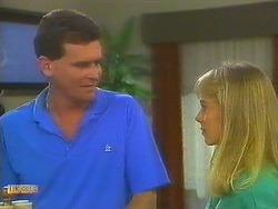 Des Clarke, Jane Harris in Neighbours Episode 0754