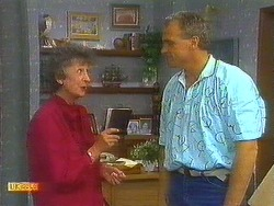 Nell Mangel, Jim Robinson in Neighbours Episode 0755