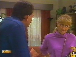 Des Clarke, Jane Harris in Neighbours Episode 0755