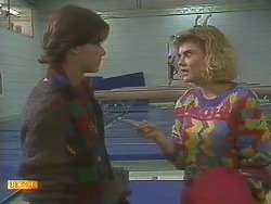 Mike Young, Rachel Fraser in Neighbours Episode 0756