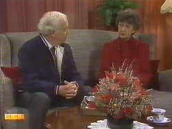 John Worthington, Nell Mangel in Neighbours Episode 0756
