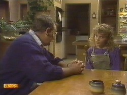 Harold Bishop, Charlene Mitchell in Neighbours Episode 0756
