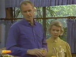 Jim Robinson, Helen Daniels in Neighbours Episode 0757