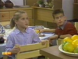 Katie Landers, Todd Landers in Neighbours Episode 0757