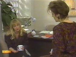 Jane Harris, Gail Robinson in Neighbours Episode 0757