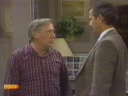 Rob Lewis, Ian Chadwick in Neighbours Episode 0757