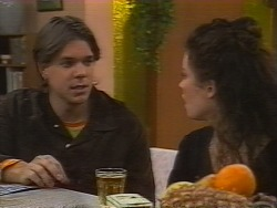 Cameron Hudson, Gaby Willis in Neighbours Episode 1836
