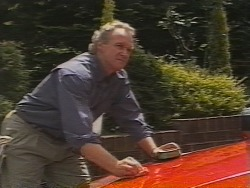 Jim Robinson in Neighbours Episode 1836