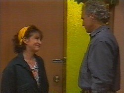 Pam Willis, Jim Robinson in Neighbours Episode 1836