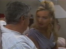 Lou Carpenter, Annalise Hartman in Neighbours Episode 1836