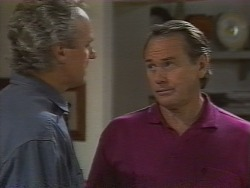 Jim Robinson, Doug Willis in Neighbours Episode 1836