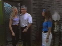 Annalise Hartman, Lou Carpenter, Beth Brennan in Neighbours Episode 1836