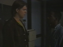 Cameron Hudson, Eric in Neighbours Episode 1836