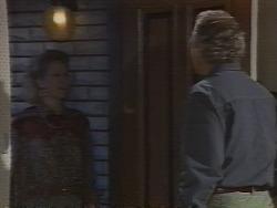 Fiona Hartman, Jim Robinson in Neighbours Episode 1836